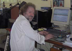 Nico van der Linden, 19 mei 2005 (foto: Sylvester)