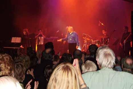 Het Nieuwe de la Mar Theater, 13 oktober 2004